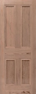Internal Pitch Pine 4P Door