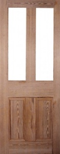 Internal Pitch Pine Malton Unglazed Door