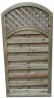 Reinas Gate with Trellis Top 1800mm x 900mm