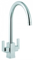 Rhone Twin Lever Mixer Tap