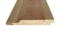 Clear Treated Shiplap Cladding 19mm x 125mm x 2.1m