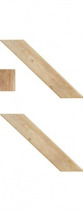 Solid Oak Ledged Bracing Pack