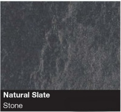 Spectra Square Edge Worktop - Natural Slate