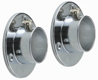 Rothley Super Delux Sockets Chrome Finish 25mm (pack of 2)