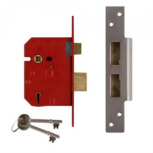 Union 5 Lever Mortice Sash Lock BS 3621:2007