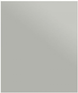 Urbani High Gloss Light Grey Slab Style Doors