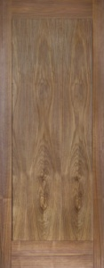 Internal Pre-Finished Walnut Porto Door