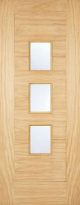 External Oak Arta Warmer Door - Part L Compliant