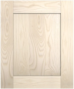 Eastwood Sanded Ash Solid Timber Shaker Style Doors
