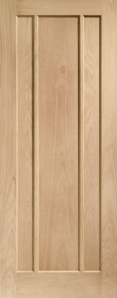 Internal Worcester Oak Fire Door