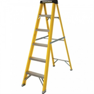 Youngman S400 Glass Fibre Trade Step Ladder