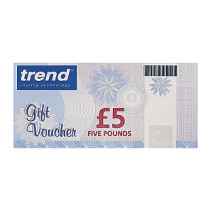 Trend Gift Voucher 5 Pounds