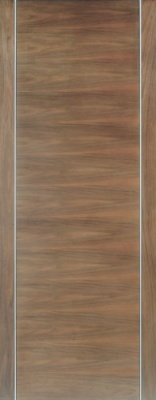 Internal Pre-Finished Walnut Alcaraz Door
