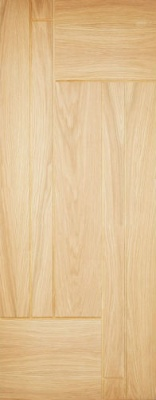External Oak Fernando Warmer Door - Part L Compliant