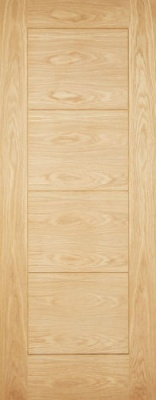 External Oak Modica Warmer Door - Part L Compliant