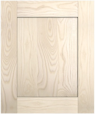 Westwood Sanded Ash Solid Timber Shaker Style Doors