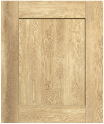 Westwood Sanded Oak Solid Timber Shaker Style Doors