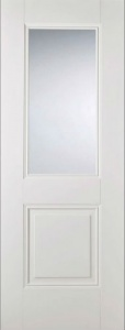 Internal Primed White Arnhem Glazed Solid Door