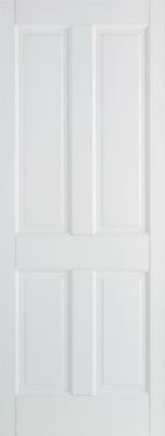 Internal Primed White Canterbury Solid Door