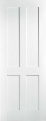 Internal Primed White London Solid Door