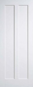 Internal Primed White Maine Solid Door