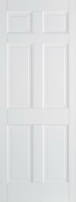 Internal Primed White Regency Solid Door