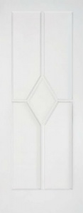 Internal Primed White Reims Solid Door