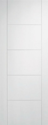 Internal Primed White Vancouver Solid Door