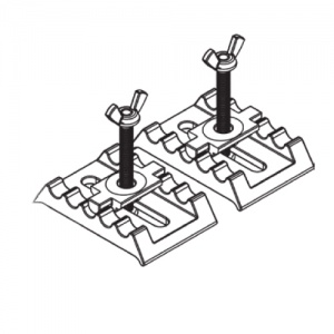 Trend CNC mini clamp set large