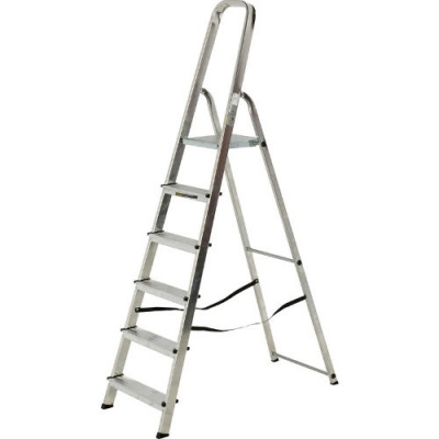 Youngman Atlas Aluminium Step Ladders