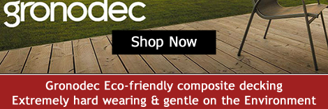 Granodec Eco-Friendly Decking