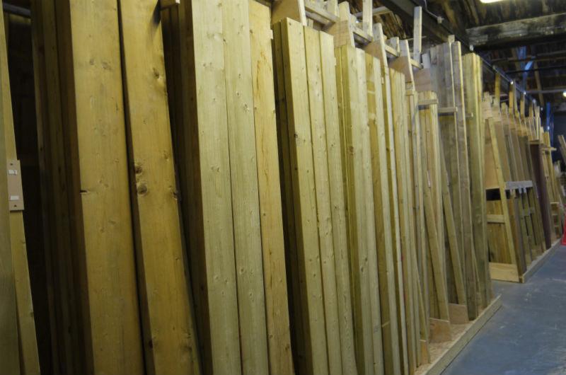 Treated Timber - Atlantic Timber
